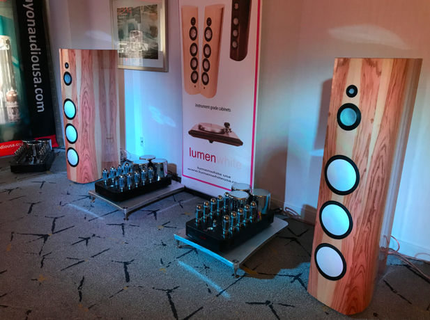 The 2017 Los Angeles Audio Show