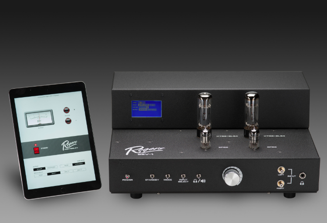 Rogers High Fidelity 65V-1 Integrated Amplifier