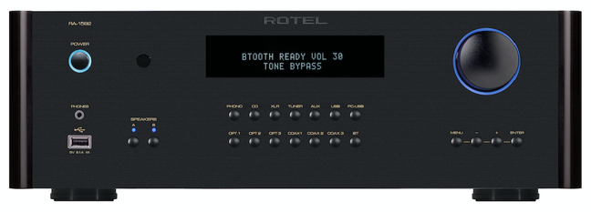 Rotel Introduces RA-1592 Integrated Amplifier