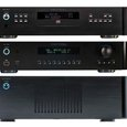 Rotel RCD-1570 CD Player, RC-1570 P7 Preamplifier, and RB-1552 Mk II Power Amplifier