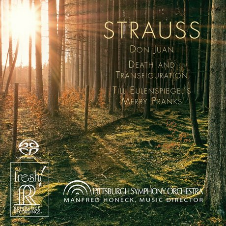 Announcing The First Release In A New Series With The Pittsburgh Symphony