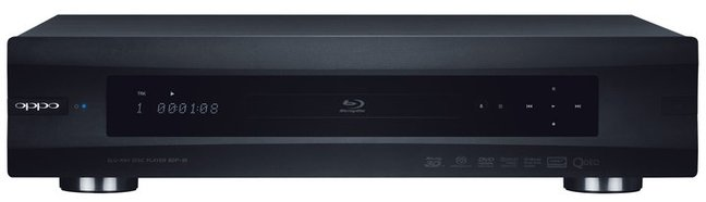 Oppo BDP-95 Blu-ray/Universal Player (TPV 103)
