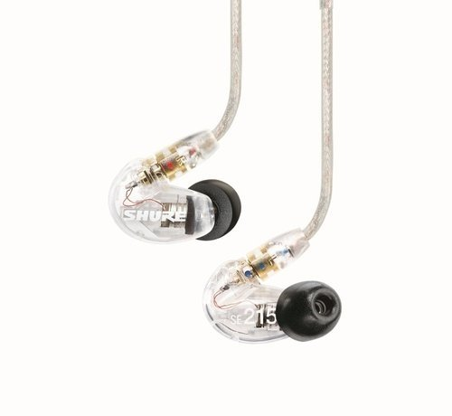 Shure SE215 Earphones (Playback 52)
