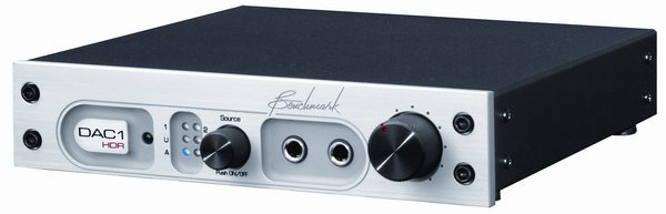 Benchmark Media Systems DAC1 HDR Preamplifier (TAS 204)