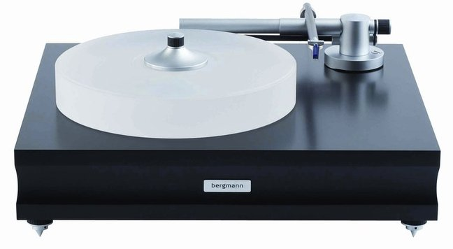 Bergmann Sindre Straightline Tracking Arm and Turntable (TAS 206)