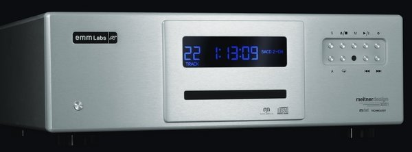 EMM Labs XDS1 CD/SACD Player (TAS 206)