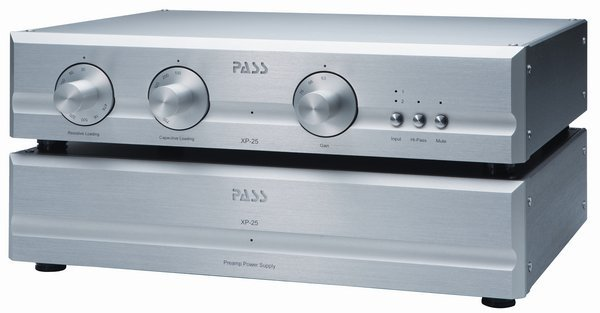 Pass Labs XP-25 Phono Preamp (TAS 209)