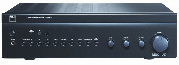 NAD C356BEE Integrated Amplifier (TAS 210)