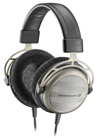 First Listen: Beyerdynamic T1 Tesla Headphones