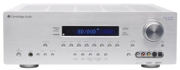 Cambridge Audio Azur 650R A/V Receiver (TPV 97)