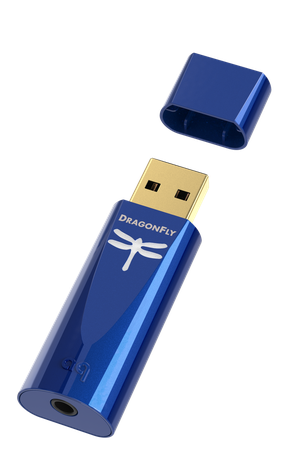 AudioQuest Introduces High-Performance Portable USB DAC: DragonFly Cobalt