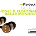 Playback Launches FREE Guide to Earphones & Custom-Fit In-Ear Monitors
