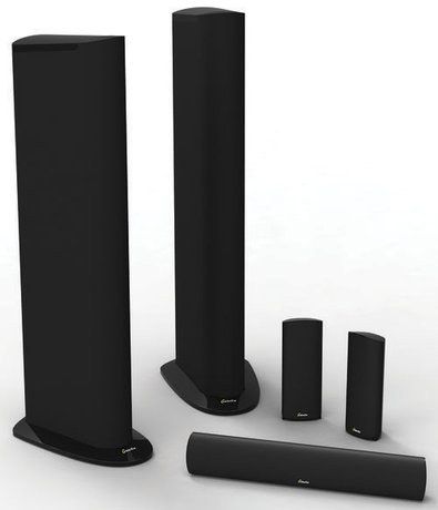GoldenEar TritonCinema Two 5-Channel Surround System - Part 1 (TPV 101)