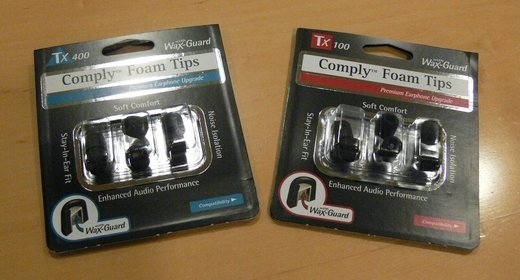 First Listen: Comply Foam Eartips from Hearing Components