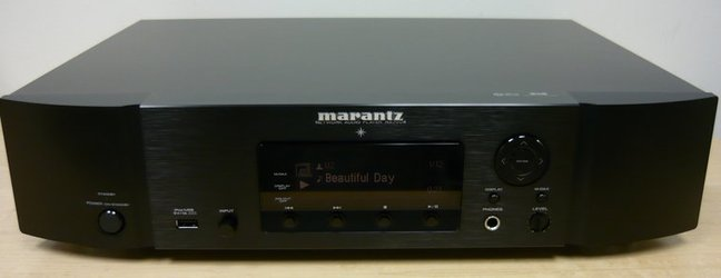 Marantz Announces NA7004 Network Media Player