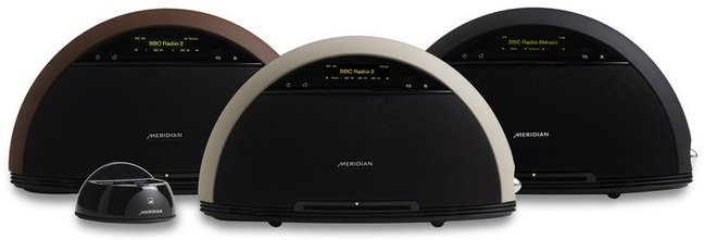 Meridian Launches M80 Compact Entertainment System
