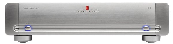 Parasound Introduces John Curl-Designed Halo JC3 Phono Preamplifier