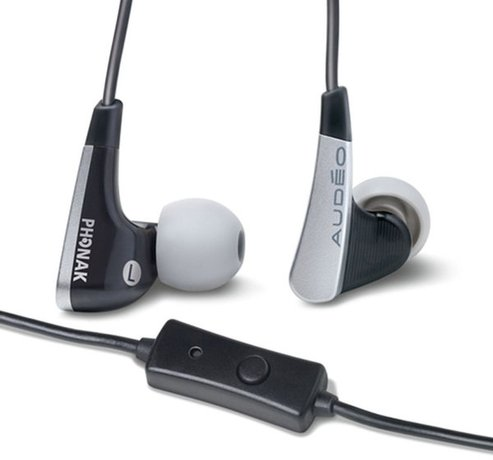 Phonak Audéo PFE 122 In-Ear Headphone/Headset (Playback 42)