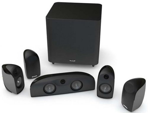 Polk Redefines Home Theater Sophistication: New Blackstone Sub/Sat System