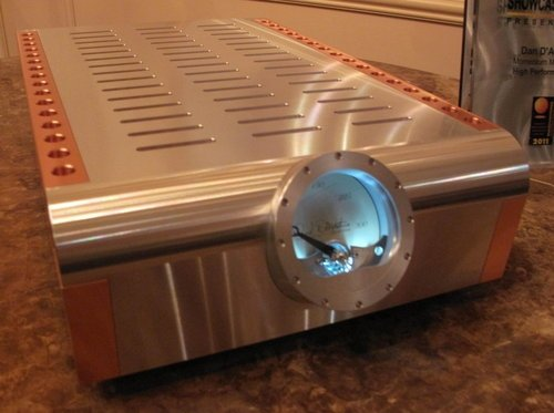 Dan D'Agostino Premiers Amplifier from His New Company