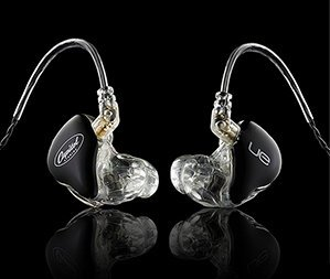 Ultimate Ears In-Ear Reference Monitors (Playback 40)