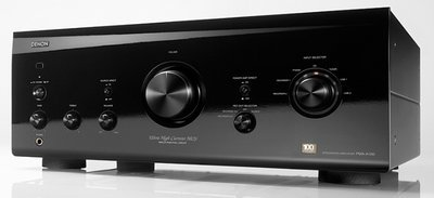 Denon Celebrates Its 100th Anniversary With Debut of Special Edition Product Collection