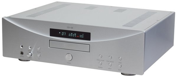 Vincent Audio Announces CD-S8 HDCD Player With Vacuum Tube Output Stage