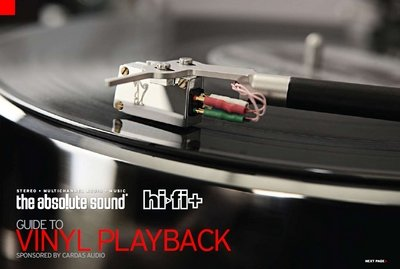 The Absolute Sound/Hi-Fi+ Guide to Vinyl Playback