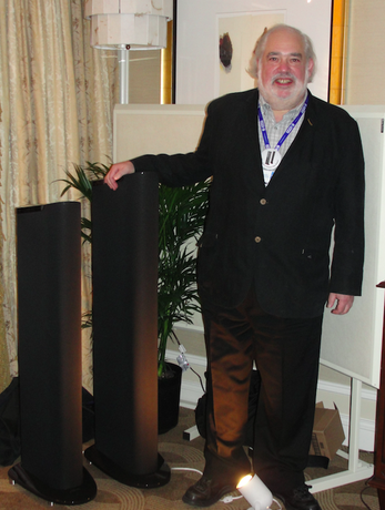 GoldenEar's Sandy Gross to Appear at Electronics Expo, NJ, February 27