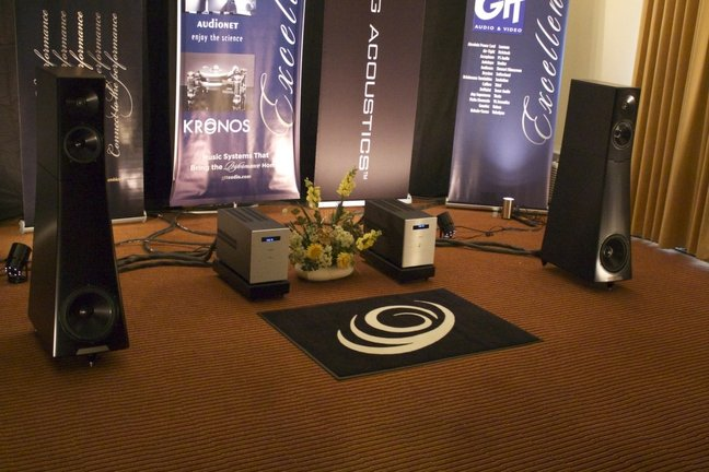 Rocky Mountain Audio Fest 2014: Floorstanders and Tubed Amplifiers