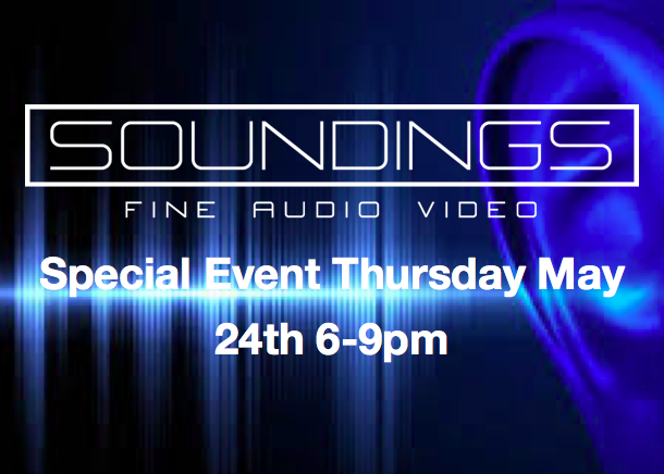 Soundings 30th Anniversary Open House