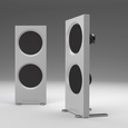 Spatial Audio Introducing M3 Triode Master Open Baffle Speaker at Axpona