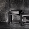 Gryphon Audio Introduces StandArt HiFi Furniture System