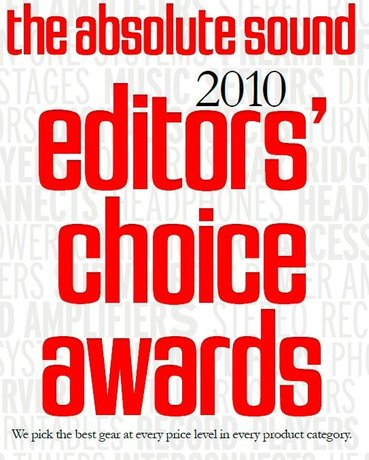 TAS 2010 Editors' Choice Awards: Loudspeakers ($2000 - $3000)