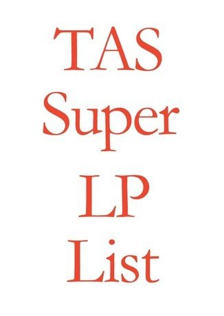 TAS Super LP List 2017