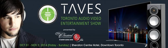 TAVES Consumer Electronics Show 2014