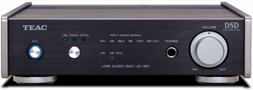 TEAC Introduces UD-301 Dual Monaural  Digital-To-Analog Converter