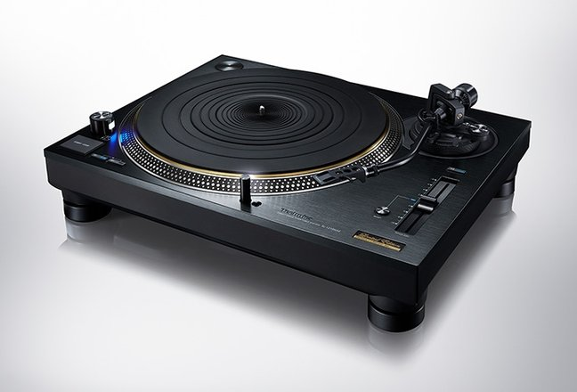 Technics Announces SL-1210GAE Limited Edition Direct Drive Turntable to Commemorate 55th Anniversary