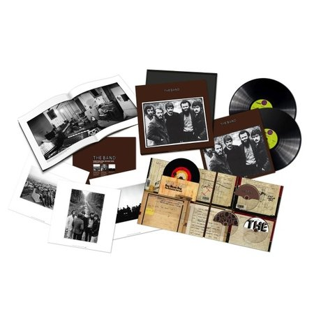 The Band: 50th Anniversary Edition