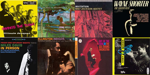 Ten Best Classic-Jazz Vinyl Reissues
