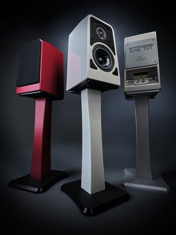 Wilson Audio Announces the TuneTot Stand