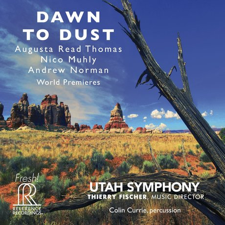 World Premiere of Three Works Commissioned by the Utah Symphony