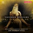 Vaughan Williams: Job. Symphony No. 9
