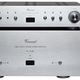 Vincent Audio SA-31MK Hybrid Linestage Preamplifier & SP-331MK Hybrid Power Amplifier (TAS 208)