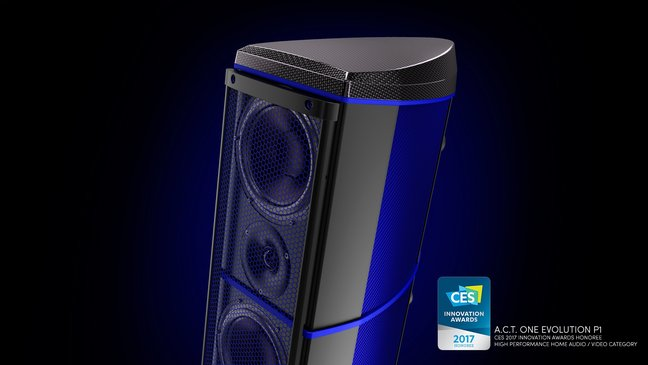 CES Innovation Awards 2017 Honoree: A.C.T. One Evolution P1