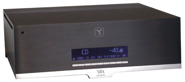 YBA Design YA201 Integrated Amplifier and Rega Apollo CD Player