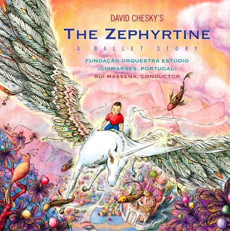 David Chesky Releases New Album: The Zephyrtine Ballet